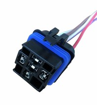 """Change-Over Relay 5-Pin Terminal 12 Volt 40 Amp and 12"""" Connector Pigtail Set image 2"""
