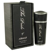 The Pride Of Armaf Eau De Parfum Spray 3.4 Oz For Men - $37.99