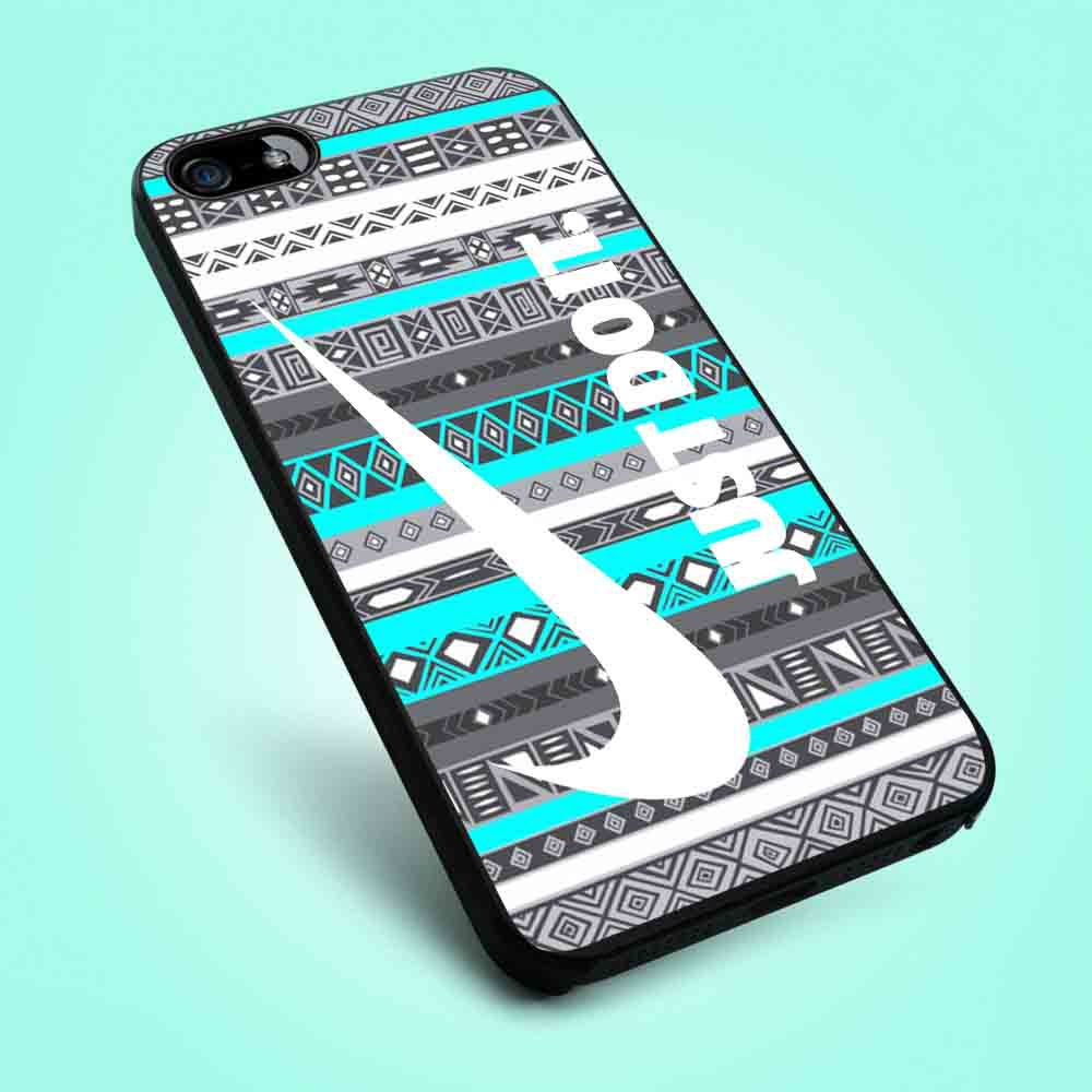Aztec Mint Just Do It iPhone 4 4S 5 5S 5C and 50 similar items