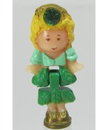 1992 Original Vintage Polly Pocket Doll Jeweled Forest - Polly - $7.52