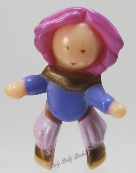 1995 Original Polly Pocket Doll Vintage Arabian Beauty - Yasmin