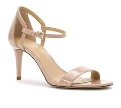 Michael Kors Simone Mid Sandal Patent Blush size 10 NIB - $71.24