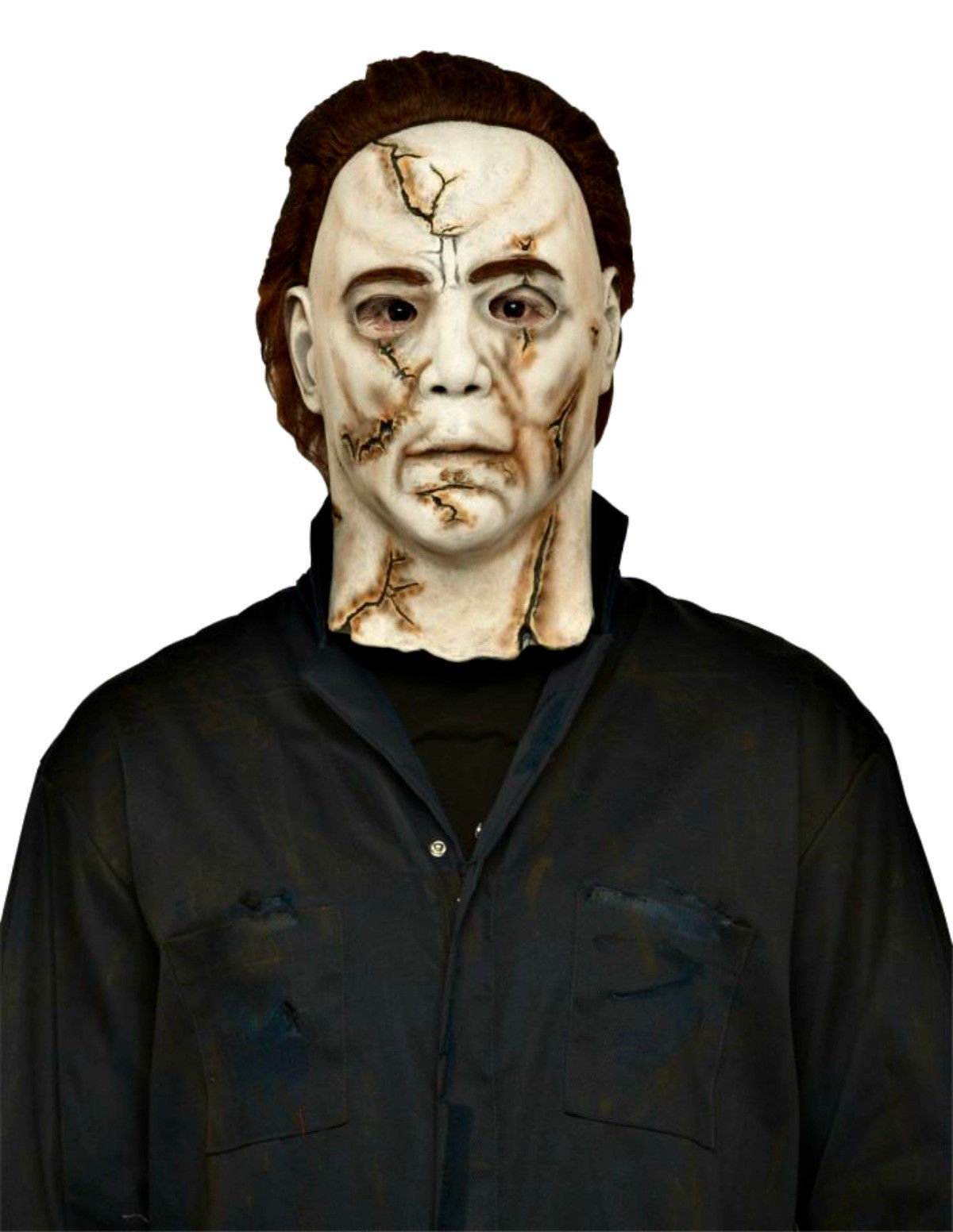 Primary image for Halloween I Michael Myers Rob Zombie 2007 Deluxe Overhead Latex New