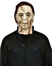 Halloween I Michael Myers Rob Zombie 2007 Deluxe Overhead Latex New - £31.42 GBP