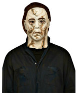 Halloween I Michael Myers Rob Zombie 2007 Deluxe Overhead Latex New - £32.96 GBP