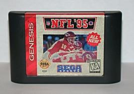 SEGA GENESIS - NFL '95 (Game Only) - $5.00