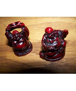 GOOD FORTUNE BUDDHA AND PROTECTION POWER metaphysical item statue - $29.41