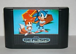 SEGA GENESIS - SONIC THE HEDGEHOG 2 (Game Only) - $12.00