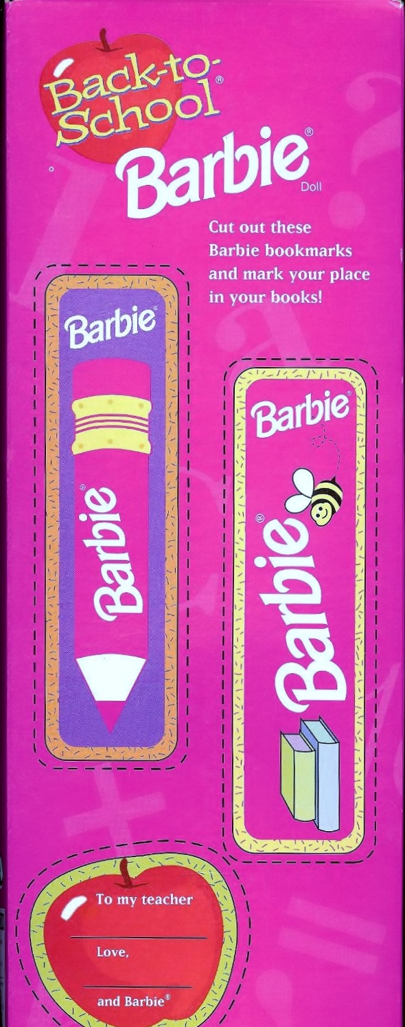 Back To School Barbie Special Edition by Mattel, Original, Circa 1966