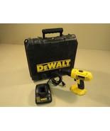Dewalt 14.4 Volt Cordless Drill VSR Bundle Driv... - $80.70