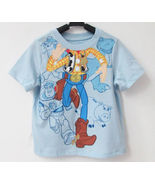New Disney Toy Story Woody COSTUME T Shirt Tee 2T  - £9.31 GBP