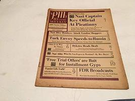 SEPTEMBER 25 1940 NEW YORK DAILY NEWSPAPER PM EDITION [Single Issue Maga... - $43.13