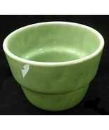 Old Bauer Ca Art Pottery Mixing Bowl Planter Pot Irwin - $22.50