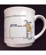 Sandra Boynton Owl Teacher Joys Of Teaching Without Measure Mug Recycled... - $29.21
