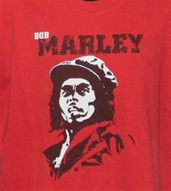 2XL Bob Marley Zion Rootswear Better to Die Fighting 4 Freedom Mens Red ... - $19.31