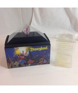 Disneyland Main Street Electrical Parade Pink Light Bulb Limited Edition... - $193.05