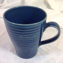 Starbucks Coffee 2009 Design House Stockholm 12 fl oz Blue Striped - $39.11