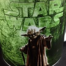 Star Wars Yoda Jedi Master Jumbo Mug Cup Green Lucas Films 2012 4X4 16 oz - $39.59