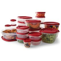 Rubbermaid Easy Find Lids Food Storage Set - 50 pcs - $26.99