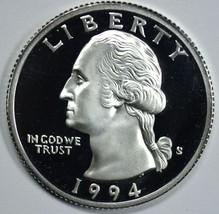 1994 S Washington proof silver quarter - $11.00