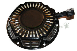 5.5 6.5HP Honda Gx160 Gx168 Motor Generator Pull Start Recoil Rewind Pully Black - $19.31