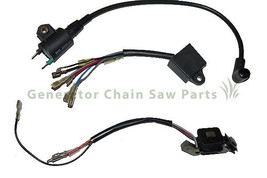 Ignition Coil Cdi Stator Ate1200 Cmt1200 97908 Hoteche Ggt1200 1200 W Generator - $29.65