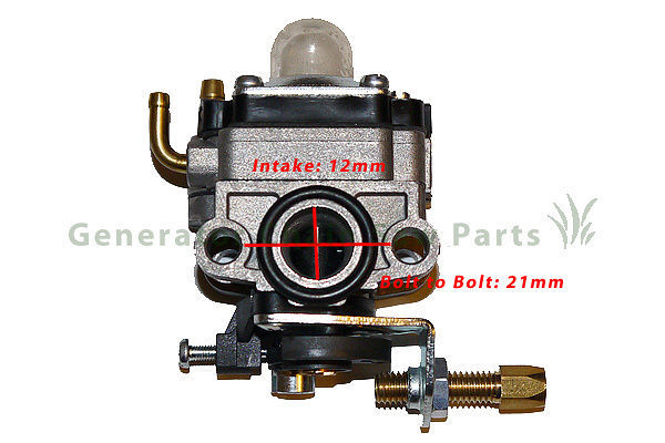 Gas Carburetor Carb For Troy-Bilt TB26TB TB475SS TB490BC TB425CS Trimmer Cutter