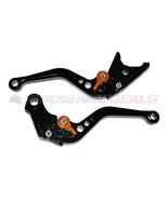 Honda CBR 600 F4i 2004 2005 2006 2007 Adjustable Shorty Brake Clutch Lev... - $49.45