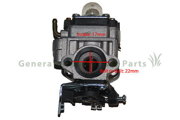 Weed Cutter Leaf Blower Engine Motor Carburetor 24cc 25cc Parts 1E34F