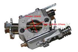 Gas Carburetor Carb Parts For Chainsaw Partner 350 351 370 371 420 Motor Engine - $29.21