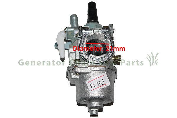 Gas T200 T 200 Lawn Mower Bush Cutter Trimmer Engine Motor Carburetor Carb Parts