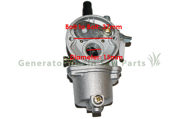 Gas T200 T 200 Lawn Mower Bush Cutter Trimmer Engine Motor Carburetor Carb Parts image 2