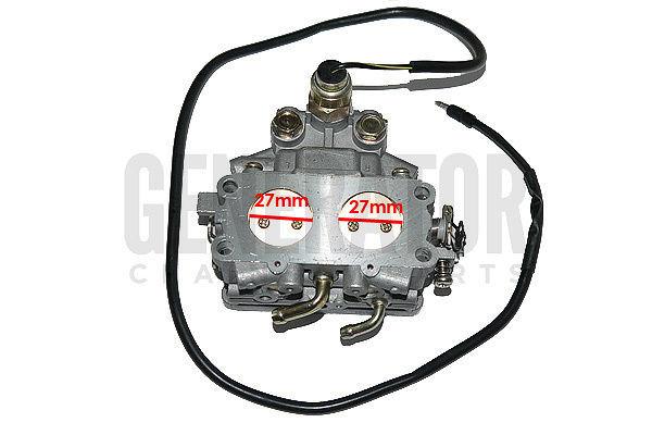Gas carburetor carb parts for honda gx670 generator mower for Generator with honda motor