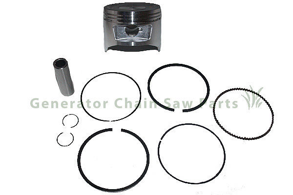 Gas Honda Generator Lawn Mower Engine Motor Piston Kit Rings Gx390 Gx 390 Parts
