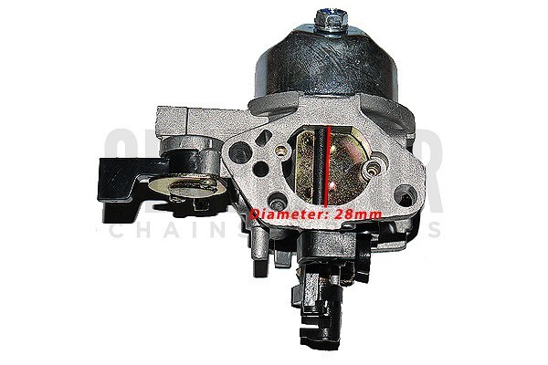 Pressure Washer Tiller Water Pump Carburetor Carb For Lifan LF177F Engine Motor