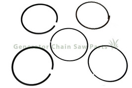 Honda WT30X Pumps HS828 HS80 Snow Blowers Engine Motor Piston Rings Part... - $14.80
