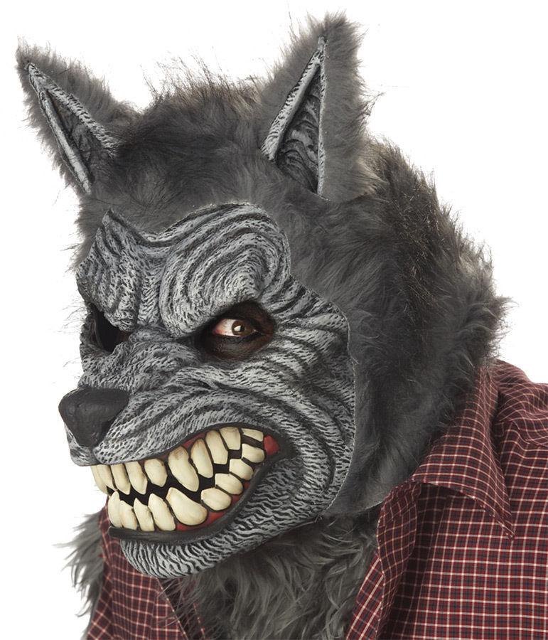 Adult Full Moon Fever Werewolf Deluxe Halloween Costume