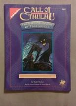 Chaosium Call of Cthulhu Compact Trail of Tsathoggua Horror Roleplaying ... - $23.16