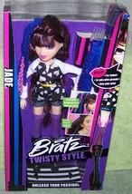 "Bratz TWISTY STYLE Taller Jade 11.5""H Doll New - $12.88"