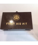 1930s-40s Complete Original First Aid Kit Mine Safety Appliances Co Pitt... - $128.69