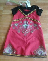 Wizards Of Waverly Place Costume Alex Boho Witch Size M Girls Halloween ... - $39.59
