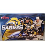 NHL Buffalo Sabres 2008-09 Mini Puck Collection - $30.00