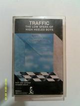 Traffic Low Spark of High Healed Boys Cassette Tape - $8.99