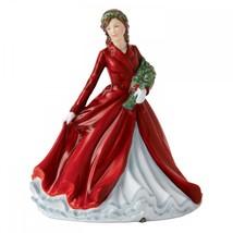 Royal Doulton Pretty Ladies Deck the Halls 6.7 Inches  - $98.00