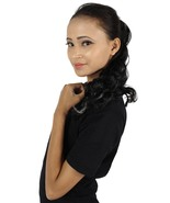 Black Spider Hair Clips   Women's Long Length Queen of Spiders Hair Clip... - £15.51 GBP