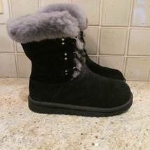 UGG Austrailia Boots SOPHY 5~*Model 5285*~Black*~ - $65.00