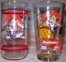 NHL Florida Panthers Glasses - $10.00