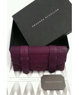Proenza Schouler PS1 Continental Wallet Purple Violet Long Leather Limited - $599.99
