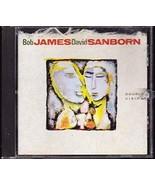 Double Vision by Bob James & David Sanborn (Music cd) - $8.50