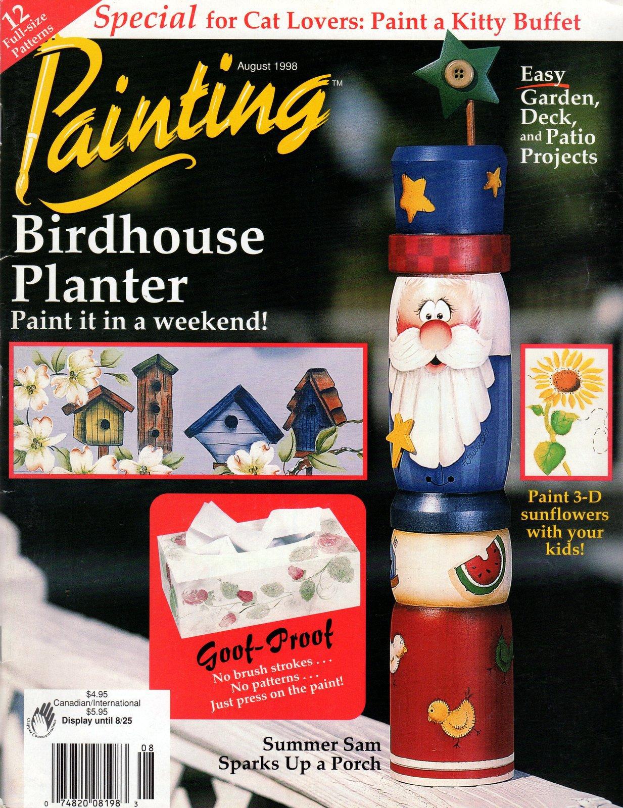 Tole Painting Magazine